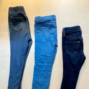Girls Jeggings Size 5&6